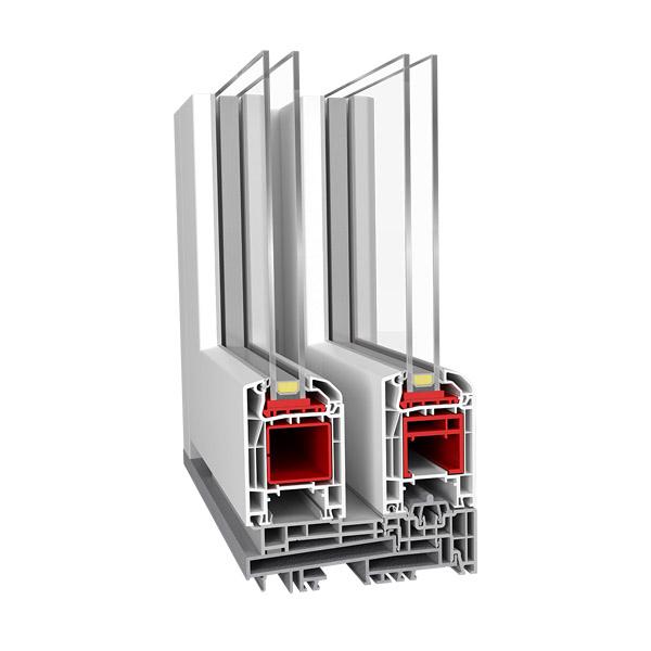 Aluplast HST emelő-toló ajtó 70mm