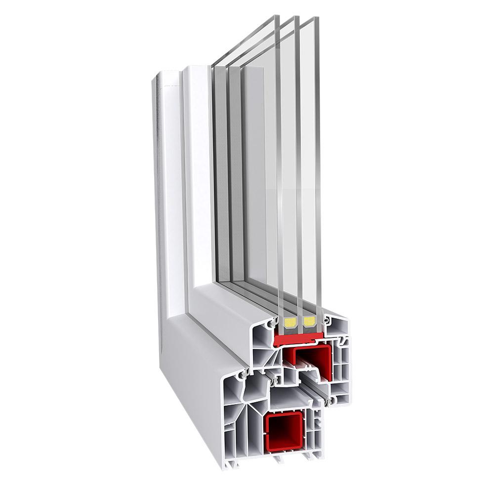 Aluplast ideal 8000 ablak