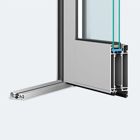 Aluprof MB 45 hőhidas alumínium ablak