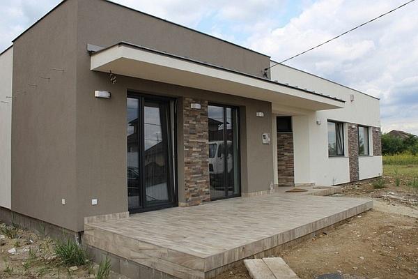Minimalista ház Miskolc